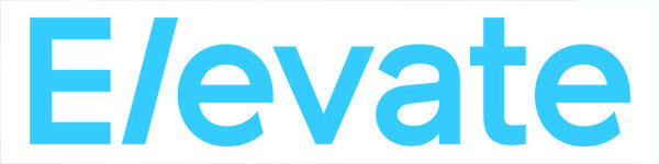 Elevate banner 600x150 white bg