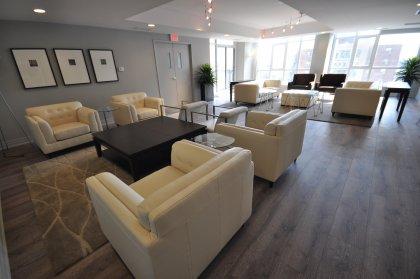 11th Floor - Harbour Club Amenities.