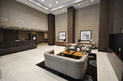 Building Concierge Foyer.