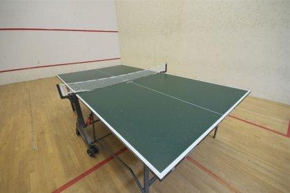Ping Pong / Squash Room #1 - P1 Level.
