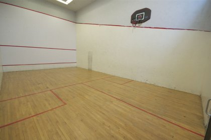 Basketball - Squash Room #2 - P1 Level.