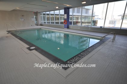 9Th Floor Indoor Pool & Jacuzzi.