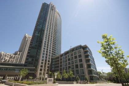 Welcome To Water Park City � The Neptune Condominiums (Phase 1) at 215 Fort York Blvd.