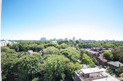 Unobstructed Direct South City Views Including The Lake & C.N. Tower.