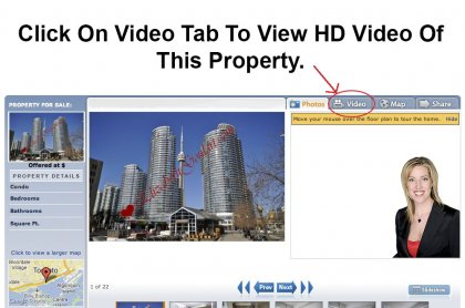Click On Video Tab To View Video