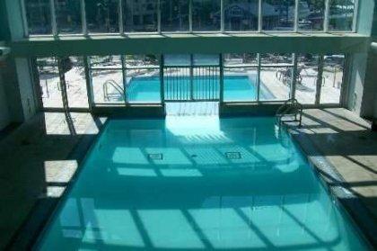 Indoor / Outdoor Pool.