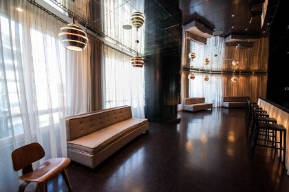The Element Club - 22nd Floor Amenities.