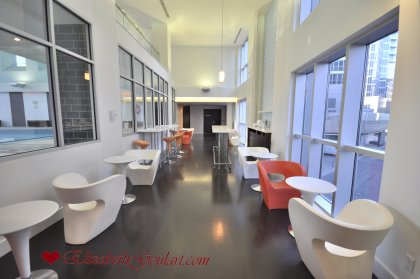2nd Floor - WaterClub Lounge Area.
