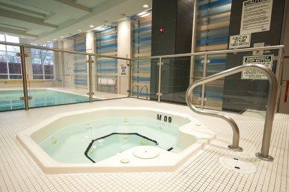 Indoor Pool & Jacuzzi.