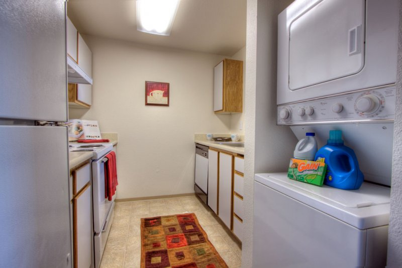 includes Kitchen window, Washer and Dryer