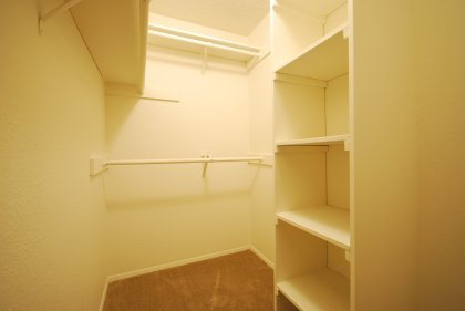 Expansive Custom Walkin Closets