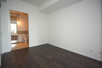 Master Bedroom With A 4-Piece Ensuite, Large Wall-To-Wall Closet & Hardwood Flooring Throughout.