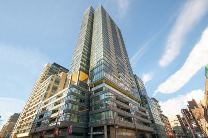 Welcome To The Charlie Condominiums At 8 Charlotte Street.