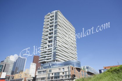 Welcome To The Market Wharf Condominiums at 1 Market Street Located Next To The Historic St. Lawrence Market