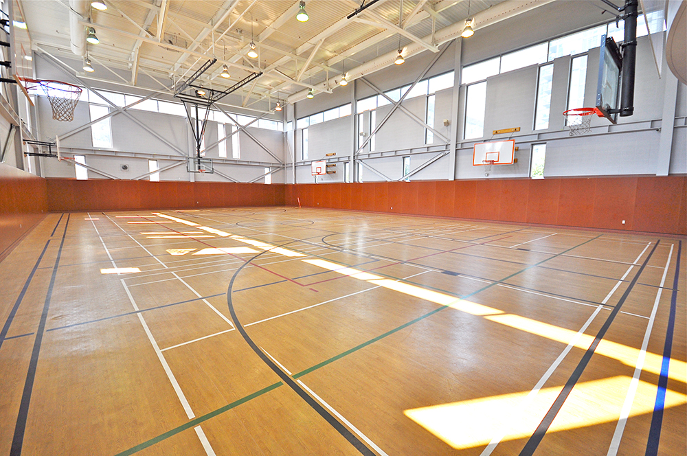 Virtual tour of 3 navy wharf court toronto ontario m5v for How to build basketball court