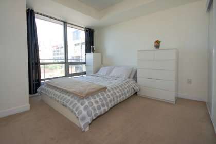 Spacious Sized Master Bedroom.