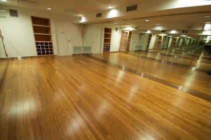 Hot Yoga Studio.