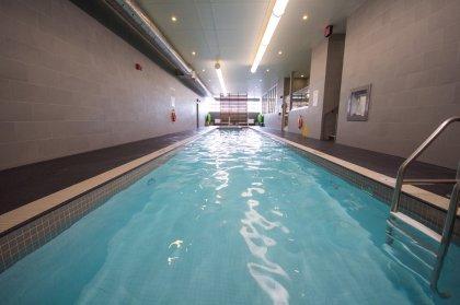 25M Indoor Lap Pool.