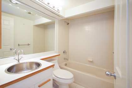 Main Bath With A 4-Piece.