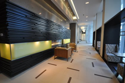 Ground Floor Lounge Area.