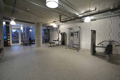 Club Cinematheque Amenities - Located On The 6th Floor.