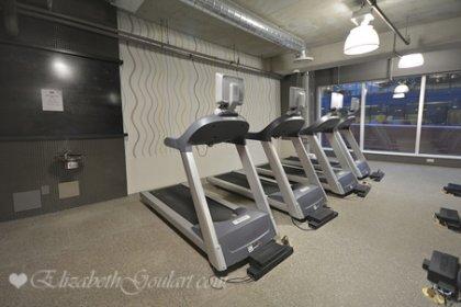 Club Cin�math�que Amenities - Located On The 6th Floor.