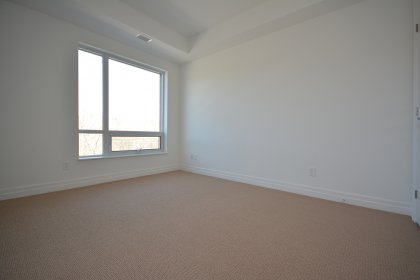 Spacious Sized Bedroom With A 4-Piece Ensuite Overlooking Humber River Views.