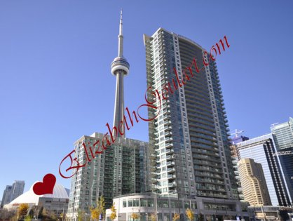 Welcome To The Infinity Condos At 51 Lower Simcoe Street.