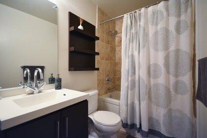2nd Floor Main Bath With A 4-Piece.