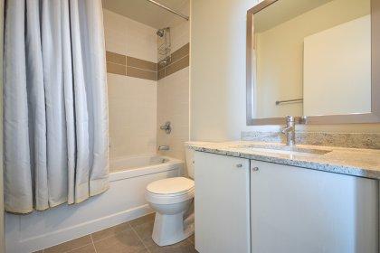 Main Bath With A 4-Piece.