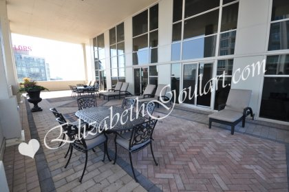 11th Floor Harbour Club Amenities Overlooking Lake And Park Views.
