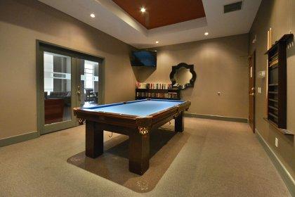 Ground Floor Billiard Room.