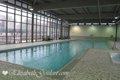 Ground Floor Indoor Lap Pool & Jacuzzi.
