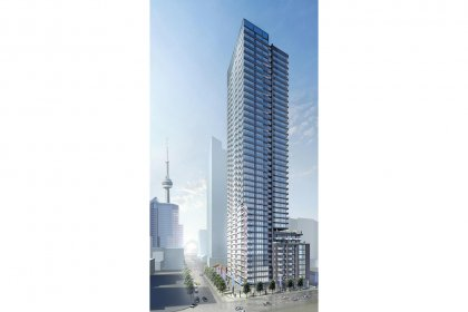 Welcome To The Pinnacle On Adelaide Condos - 295 Adelaide Street West.