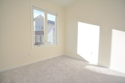Spacious Sized 3rd Bedroom Located On The 2nd Floor With A Large Window & A Large Closet.