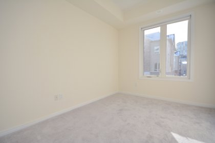 Spacious Sized 2nd Bedroom Located On The 2nd Floor With A Large Window & A Large Closet.