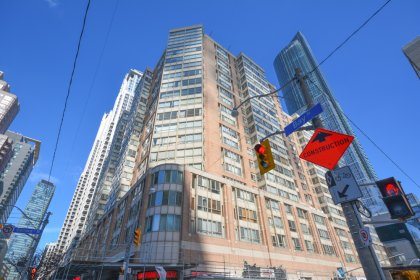 Welcome To The Liberties Condominiums At 711 Bay Street.