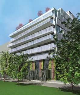 Welcome To The Parc Loft Residences at 25 Stafford Street.