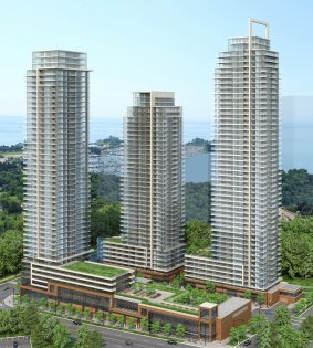 Welcome To The WestLake Condos At 2220 Lakeshore Blvd West.