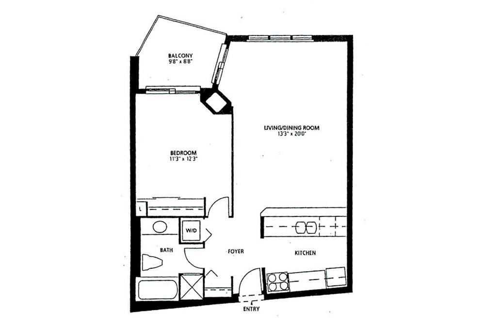 77 Harbour Square Floor Plans | Meze Blog