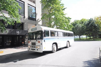Exclusive Shuttle Bus Service For Residents.