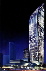 Welcome To The L Tower Condominiums at 8 The Esplanade.