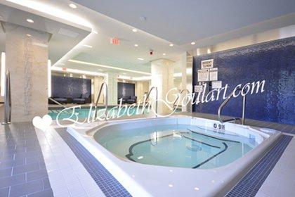 Jacuzzi With Indoor Pool.