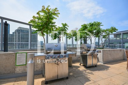 Outdoor Roof Top 7th Floor Amenities.