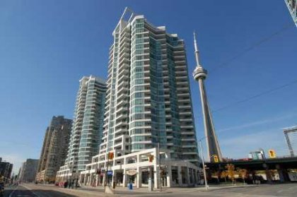 Welcome To The Riviera Condominiums at 228 Queens Quay West.
