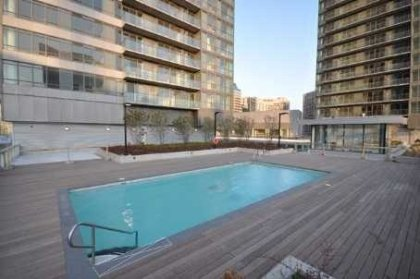 10th Floor Outdoor Roof Top Pool.