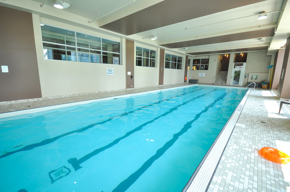 Awesome indoor lap pool contemporary decoration design for Virtual pool design