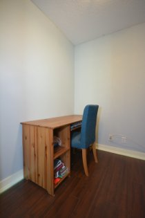 The Separate Den Area (Can Also Be Used As A Home Office / 2nd Bedroom) With Laminate Flooring.