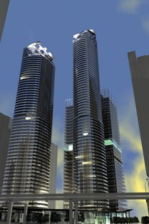 Welcome To The Ice Condominiums Located at 14 York Street - North Tower.