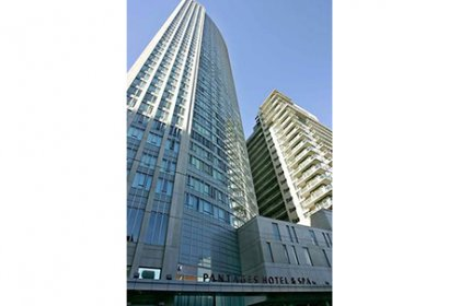 Welcome To The Pantages Tower Condominiums located at 210 Victoria Street.